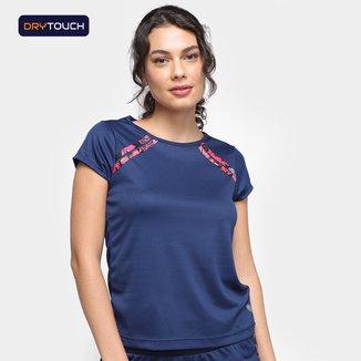 Camiseta Gonew Dry Touch Neon Vibes Feminina