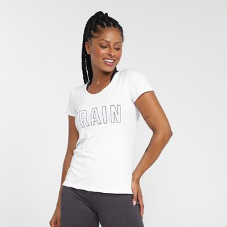 Camiseta Gonew Dry Touch Ocean Feminina