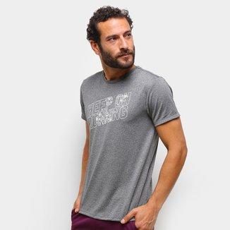 Camiseta Gonew Keep On Running Masculina
