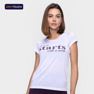 Camiseta Gonew Starts Feminina