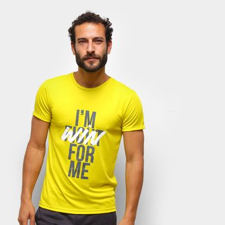 Camiseta Gonew Win For Me Masculina