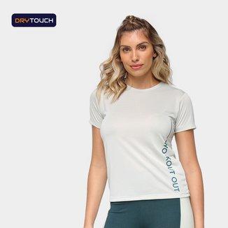 Camiseta Gonew Work Out Feminina