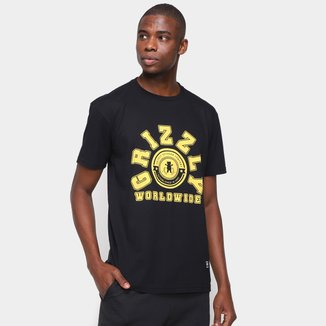 Camiseta Grizzly Homecoming Masculina
