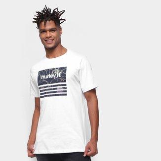 Camiseta Hurley Bordeline Fill Masculina