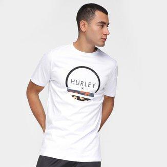 Camiseta Hurley Circle Nature Masculina