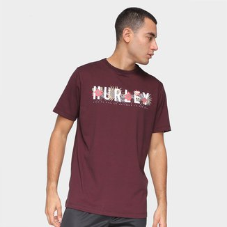 Camiseta Hurley Flourish Pe Masculina