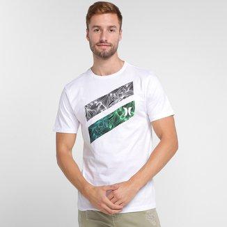 Camiseta Hurley Icon Slash Masculina