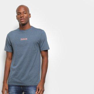 Camiseta Hurley O&O Small Box Masculina
