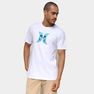 Camiseta Hurley Skull Masculina