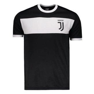 Camiseta Infantil Juventus Recortes Classic