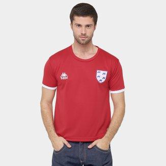Camiseta Inglaterra Kappa Masculina
