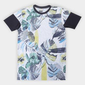 Camiseta Juvenil Nicoboco Digital Mytho Masculina