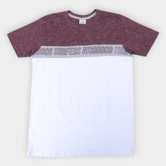 Camiseta Juvenil Nicoboco Five Masculina