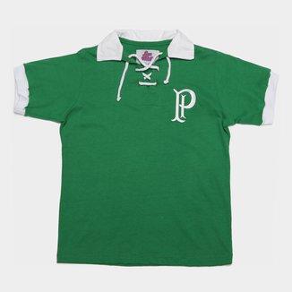 Camiseta Juvenil Palmeiras Liga Retrô 1915