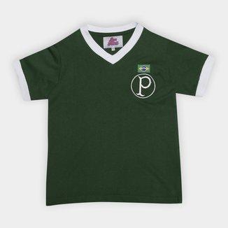 Camiseta Juvenil Palmeiras Liga Retrô 1951