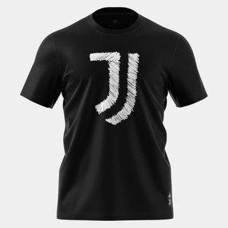 Camiseta Juventus Adidas Gráfica Masculina
