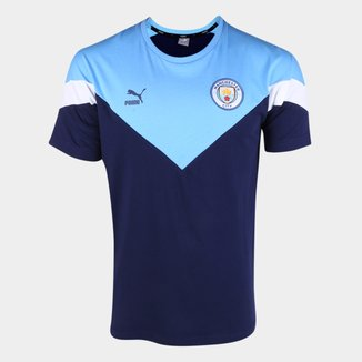 Camiseta Manchester City Puma Masculina