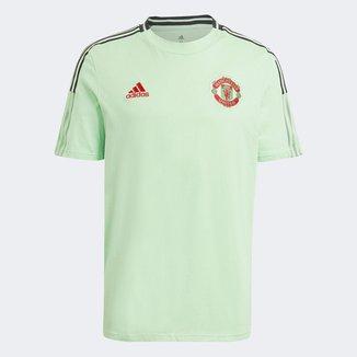 Camiseta Manchester United 21/22 Adidas Masculina
