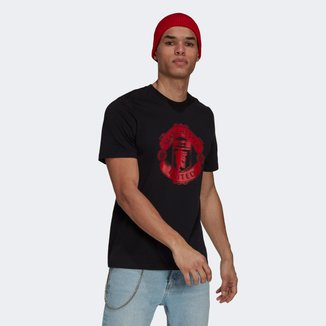 Camiseta Manchester United Adidas Masculina