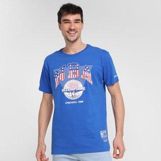 Camiseta Mitchell & Ness All-Star Game 1988 Masculina