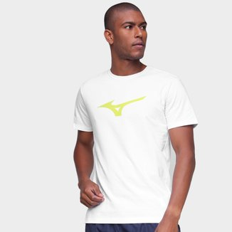 Camiseta Mizuno Soft Run Bird Masculina