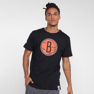 Camiseta NBA Brooklyn Nets Bsketball Masculina