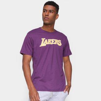 Camiseta NBA L.A Lakers Masculina