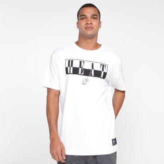 Camiseta NBA Miami Heat Masculina