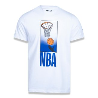 Camiseta NBA New Era Core Playing Masculina