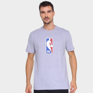 Camiseta NBA New Era Logo Masculina