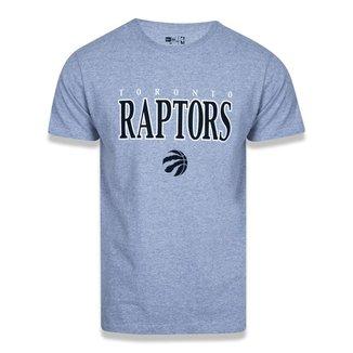 Camiseta NBA Toronto Raptors New Era Core Clássica Masculina