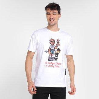 Camiseta New Balance Athletics Levitzo Dad Masculina