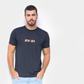 Camiseta New Era Dual Sport Masculina