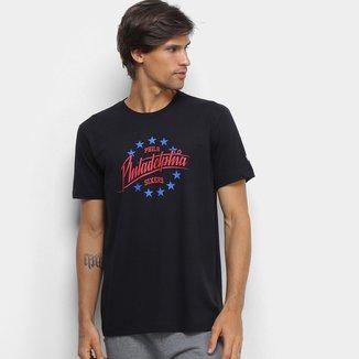 Camiseta New Era NBA Philadelphia 76ers Essentials Classic Masculina