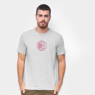 Camiseta New Era Ne Core Worldwide Masculina