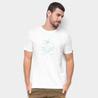 Camiseta New Era Summer Times In Your Head Masculima