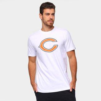 Camiseta NFL Chicago Bears New Era Basic Masculina