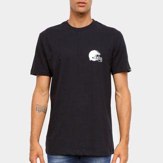 Camiseta NFL Cleveland Browns New Era Logo Masculina
