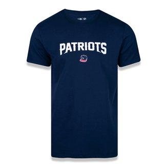 Camiseta NFL New England Patriots New Era 90's Continues Masculina