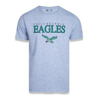 Camiseta NFL Philadelphia Eagles New Era Core Shield Masculina