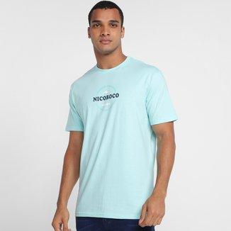 Camiseta Nicoboco Básica Masculina
