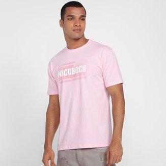 Camiseta Nicoboco Changbin Masculino