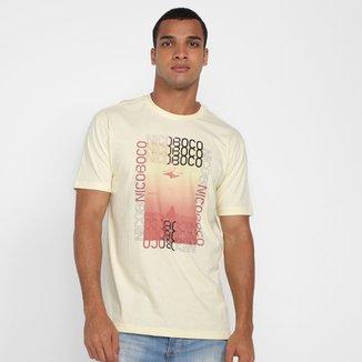 Camiseta Nicoboco Cihtong Masculino
