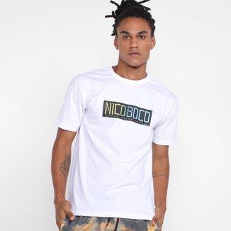 Camiseta Nicoboco Sarasota Masculina