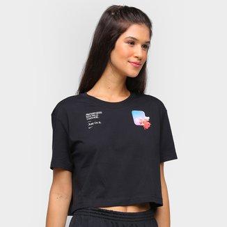 Camiseta Nike Cropped Feminina