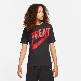 Camiseta Nike Giannis Antetokounmpo DF Freak Masculina