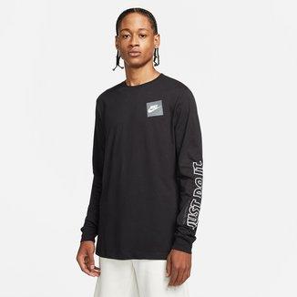 Camiseta Nike Nsw Ls Jdi Gx Manga Longa Masculina