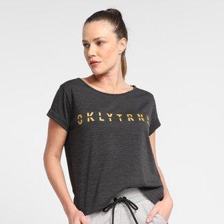 Camiseta Oakley Trx Feminina