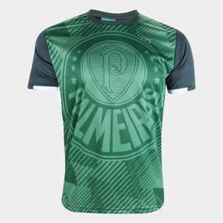 Camiseta Palmeiras Effect Logo Masculina