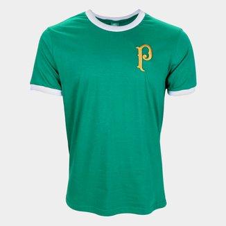Camiseta Palmeiras Emblem Masculina